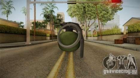 Battlefield 4 - V40 для GTA San Andreas