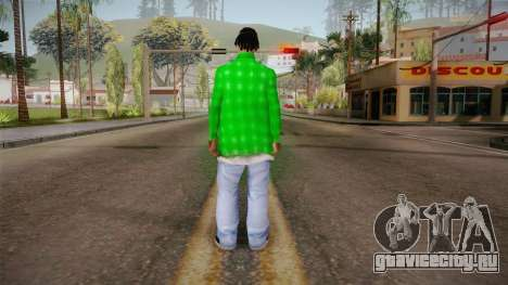 Новый Fam2 для GTA San Andreas третий скриншот