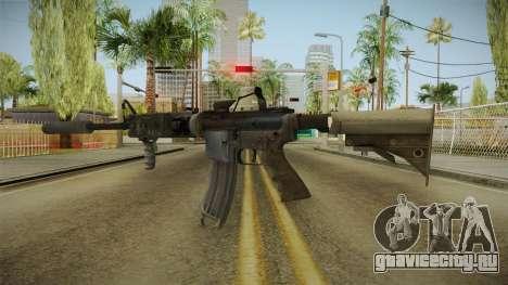 Battlefield 4 - M16A4 для GTA San Andreas второй скриншот