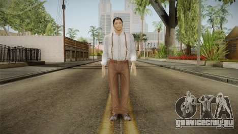 007 EON Jaws Young для GTA San Andreas второй скриншот