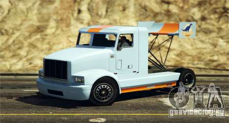 Drift Packer MTL для GTA 5
