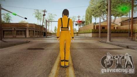 Mirrors Edge Catalyst - Faith (Prison) для GTA San Andreas третий скриншот