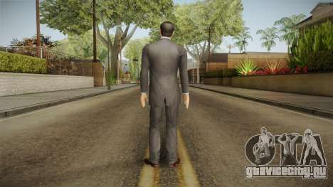 007 EON Bond Suit для GTA San Andreas третий скриншот