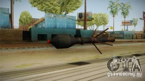 Blacklight: Retribution - RL2a для GTA San Andreas