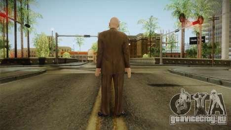 007 Legends Blofield для GTA San Andreas третий скриншот
