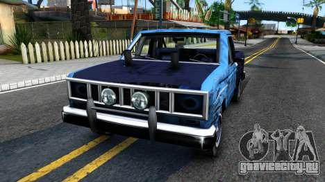 Derby Bobcat для GTA San Andreas