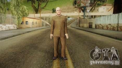 007 Legends Blofield для GTA San Andreas второй скриншот