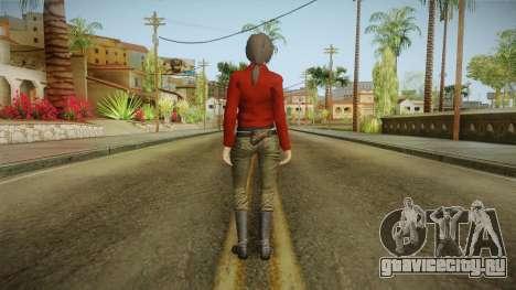 Uncharted 3 - Chloe Frazer для GTA San Andreas третий скриншот