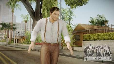 007 EON Jaws Young для GTA San Andreas