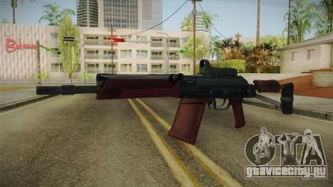 Battlefield 4 - Saiga-12K для GTA San Andreas