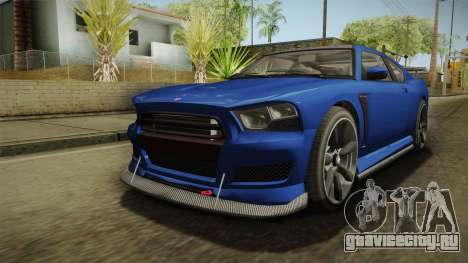 GTA 5 Bravado Buffalo 2-doors Coupè для GTA San Andreas