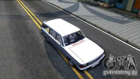 ГАЗ 310221 Facelift 3102 для GTA San Andreas вид справа