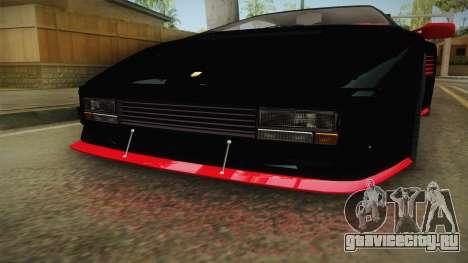 GTA 5 Pegassi Infernus Classic IVF для GTA San Andreas