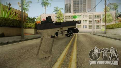 Battlefield 4 - G18 для GTA San Andreas второй скриншот
