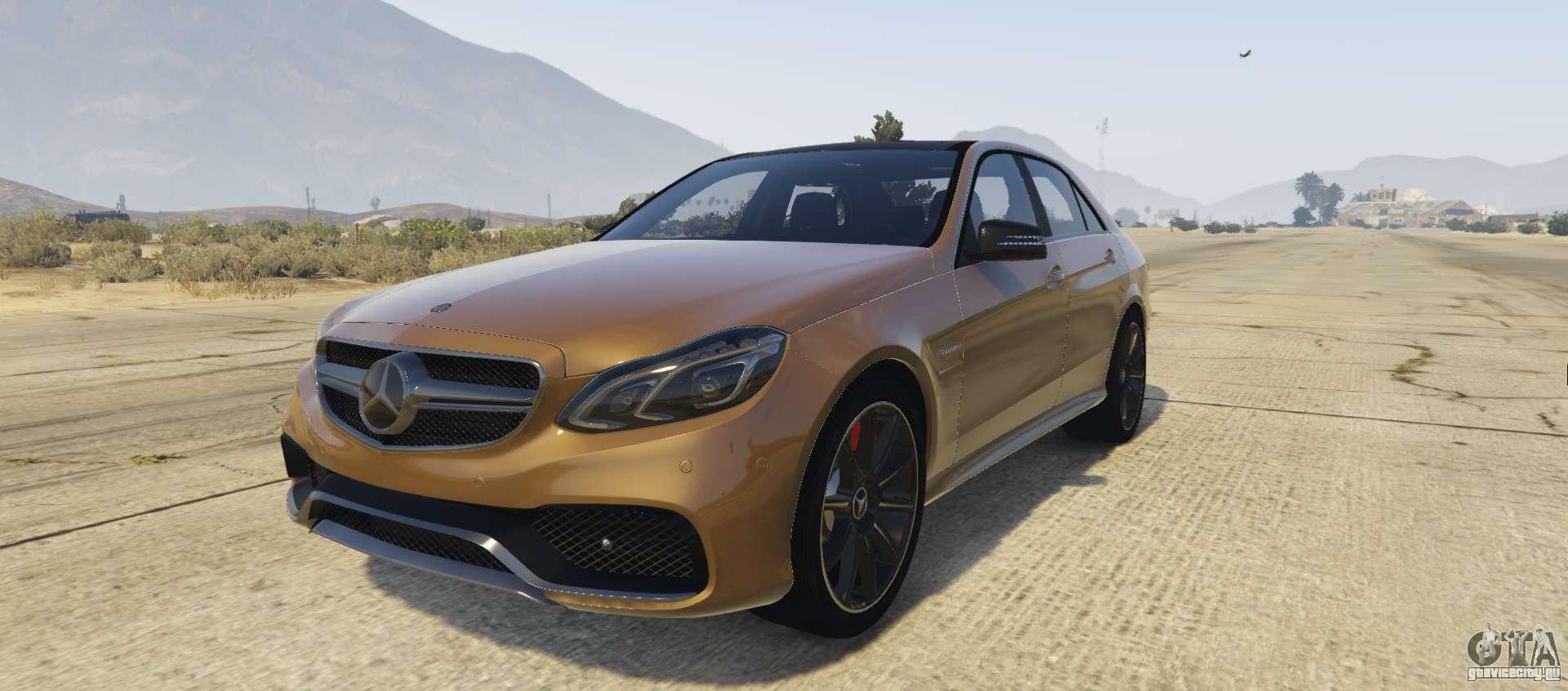 Mercedes benz e63 amg 2013 gta 5 for 2013 mercedes benz e63 amg
