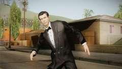 007 EON Bond Tuxedo