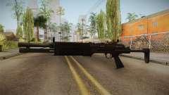 Battlefield 4 - QBS-09 для GTA San Andreas