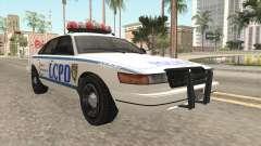 GTA 4 Police Stanier для GTA San Andreas