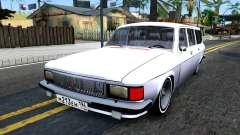 ГАЗ 310221 Facelift 3102 для GTA San Andreas