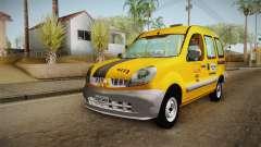 Renault Kangoo Taxi Colombiano