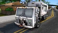 ORC Garbage Truck для GTA San Andreas