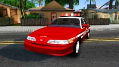 "Ford Crown Victoria 1992 ""NY Police Department"" для GTA San Andreas"