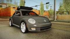 Volkswagen Beetle 2013 Daily Car для GTA San Andreas