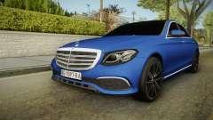 Mercedes-Benz E530 Serbian Mafia для GTA San Andreas