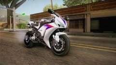 Honda CBR1000RR HRC 2012