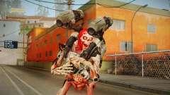 DOOM 2016 - Revenant для GTA San Andreas