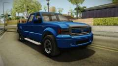 GTA 5 Vapid Sadler IVF для GTA San Andreas