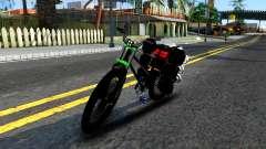Bici для GTA San Andreas