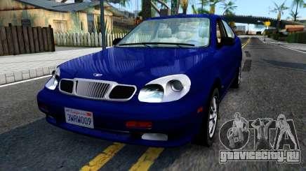 Daewoo Leganza CDX US 2001 для GTA San Andreas