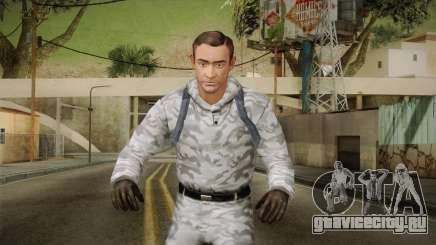 007 Sean Connery Winter Outfit для GTA San Andreas