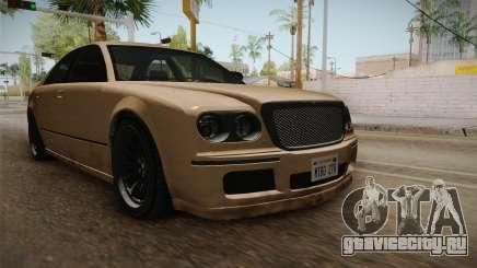 GTA 5 Enus Cognoscenti 55 SA Style для GTA San Andreas