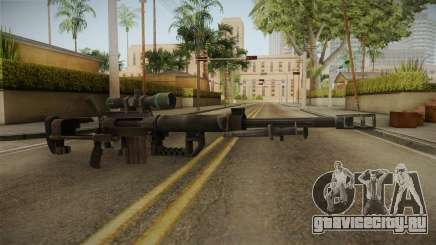 Battlefield 4 - SRR-61 для GTA San Andreas