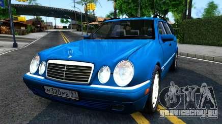 Mercedes-Benz W210 E320 1997 для GTA San Andreas