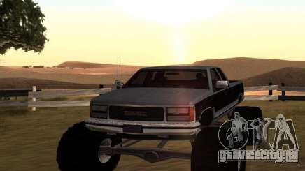 GMC Sierra 2500 Monster 1998 для GTA San Andreas