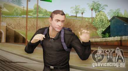 007 Sean Connery Stealth Suit для GTA San Andreas