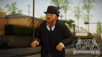 007 Goldeneye Oddjob для GTA San Andreas