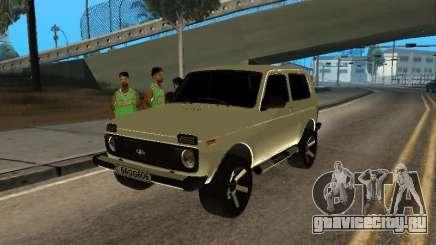 Vaz 2121 Niva Armenian для GTA San Andreas