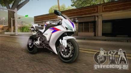 Honda CBR1000RR HRC 2012 для GTA San Andreas
