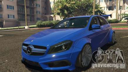 Mercedes-Benz A45 AMG Rocket Bunny для GTA 5