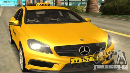 Mercedes-Benz A45 AMG для GTA San Andreas