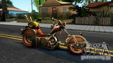 Механоцикл для GTA San Andreas