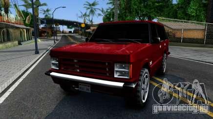 Huntley HD для GTA San Andreas