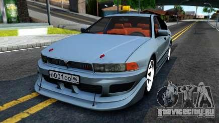 Mitsubishi Galant VR-4 для GTA San Andreas