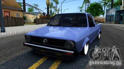 Volkswagen Сaddy 1980 для GTA San Andreas