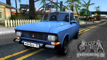 "ИЖ 27151 ""412 Facelift"" для GTA San Andreas"