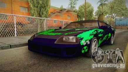 Jester PJ Mutation Drift для GTA San Andreas